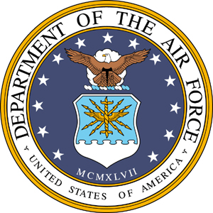 Air Force Emblem-Color