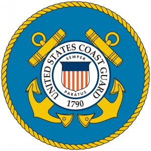 U.S. Coast Guard seal.